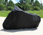 HEAVY DUTY BIKE MOTORCYCLE COVER HARLEY DAVIDSON DUO GLIDE Touring style