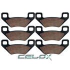 Front Rear Brake Pads For Kymco MXU 400 2010 2011 2012 2013 2014