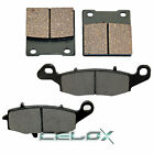 Front and Rear Brake Pads for Suzuki GS500F 2004 2005 2006 2007 2008 2009