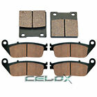 Front Rear Brake Pads For Suzuki GSF600S Bandit 600 1996 1997 1998 1999