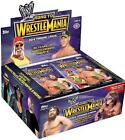 2014 Topps WWE Road To WrestleMania Cards HOBBY Box FREE PRIORITY EXPEDITED SHIP