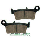 Rear Brake Pads For Honda XR250 III Baja 1995 1996 1997 1998 1999 2000 01 02 03