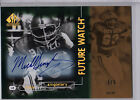 2011 SP Authentic MIKE SINGLETARY FUTURE WATCH AUTO AUTOGRAPH SP #1 5 CHICAGO!!