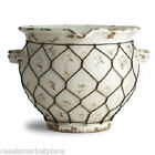 Arte Italica Orcio Vintage Pottery Large Cachepot / Planter / Pot Made in Italy