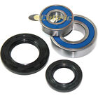 Rear Wheel Ball Bearings Seals Kit for Suzuki DL650 DL650A V-Strom 650