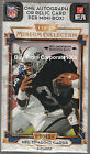 2013 Topps Museum Collection Football Factory Sealed Hobby Mini Box Pack