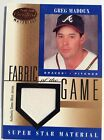 Greg Maddux Cards, Rookie Cards and Memorabilia Guide 14