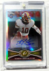 2012 Topps Chrome #200B Robert Griffin III RG3 RC Photo Variation Refractor Auto