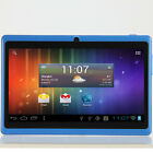 Q88 Cheap Tablet A23 70 Inch Capacitive Android 42 512MB 4G Blue Pink