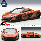 AUTOART 56012 143 MCLAREN P1 SUPERCAR METALLIC ORANGE DIECAST MODEL CAR