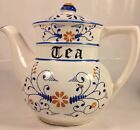 Royal Sealy Heritage Tea Pot Vintage Collectable Numbered