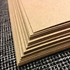0030 Chipboard 85x11 20 Sheets medium weight for crafts scrapbook shipping