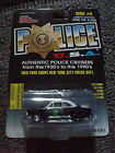 RACING CHAMPIONS POLICE 1:58 SCALE '50 FORD COUPE NEW YORK CITY POLICE