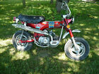 Honda : CT Honda CT70 Trail Bike Mini Motorcycle Collectible  Starts