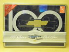 1:25 1957 CHEVY BEL AIR - 100 YEARS OF CHEVROLET COLLECTOR TIN AMT AMT-741