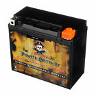 YTX20L-BS High Performance - Maintenance Free - Sealed AGM Motorcycle Battery