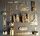 G26 Japanese Buddhist altar Decoration gold plate fitting 250g Gorgeous Dazzling