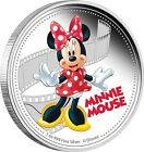 2014 Disney - Mickey & Friends: Minnie Mouse 1 oz Silver Proof Coin
