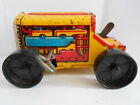 Vintage Marx Tin Tractor Wind Up