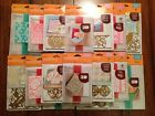 20 Lot Brand New Cricut CUTTLEBUG Embossing Borders  Folders ANNA GRIFFIN