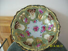 Noritake maple leaf Nippon rose bowl large 10.75
