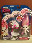 The Zelfs ZELICIOUS FROSTETTE Cupcake SCENTED Zelf Brand New HTF Doll