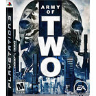 Army of Two  (Sony Playstation 3, 2008)