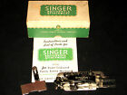 vintage SINGER buttonhole Attachment 121795 with box + instructions