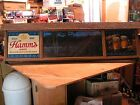 Large Vintage HAMM'S Scene-O-Rama Lighted Motion Beer Sign