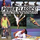 Power Classics! Classical Music for Your Active Lifestyle, Vol. 8 (CD, Aug-19...