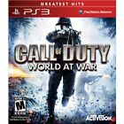 Call of Duty: World at War [Greatest Hits]  (Sony Playstation 3, 2010)