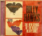 BILLY HAWKS 'The New Genius of the Blues/Heavy Soul!' - 2LPs/1CD - BGP #117
