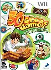 Family Party: 30 Great Games -- Outdoor Fun  (Wii, 2009)