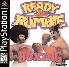 Ready 2 Rumble Boxing  (Sony PlayStation 1, 1999)