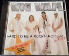 WIG WAM Hard to be a rock'n'roller in Kiev CD rare Finland Kiss Steel Panther