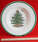 Vintage Spode Christmas Tree Large Rim Soup Bowl 9
