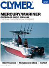 Clymer mercury mariner outboard Repair/Shop manual 75-250hp 1998-2002