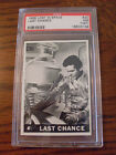 1966 Topps LOST IN SPACE TV Show Card Number 20 LAST CHANCE PSA 7 (ST) NM