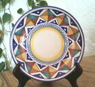 Hand Painted Pottery Plate 7