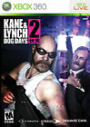Kane & Lynch 2: Dog Days  (Xbox 360, 2010)