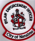 Nanaimo Bylaw By-Law Enforcement ( constable police ) B.C. BC Canada Canadian