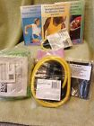 3 Exercise Dvds With  Resistance Tubes, Thera-bands And Fitness Ball-NEW-