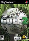 Outlaw Golf 2 (PlayStation 2) PS2 game DO7900
