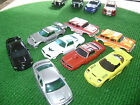12 New Autoworld Ultra G Xtraction Body Lot Fits Aurora AFX HO Slot Car Chassis