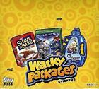2014 Topps Wacky Packages SERIES 1 Hobby Box 24 pack 10 cards FREE PRIORITY SHIP