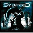 Antares by Sybreed (CD, Oct-2007, Listenable Records)