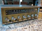 VINTAGE PILOT 602M TUBE AMP STEREO RECEIVER PROFESSIONALLY REPAIRED - A BEAUTY