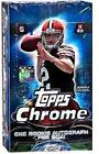 2014 Topps Chrome Football HOBBY 12 Box CASE 24 pack 4 c 12 AUTOGRAPH RC ROOKIES