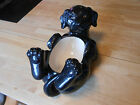 Big Sky Carvers Black Lab Bowl by Phyllis Driscoll Canine
