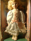 *SPECIAL EXPRESSIONS-*GENUINE PORCELAIN DOLL*-15 1/2